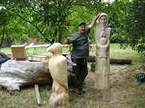 Obrad Lukić iz Tobuta Bavljenje umjetnošću u Sloveniji