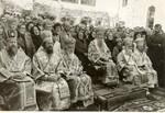 Patrijarh Germn u manastiru Tavni