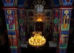 Crkva u Priboju na Badnje veče