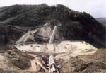 Gradnja brane Sniježnica