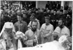 Patrijarh srpski German u Priboju na Majevici