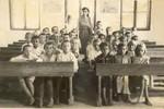 Školska uspomena iz Priboja kod Lopara
