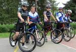 Grupa biciklista iz Priboja i okolin