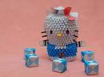 Origami Hello Kitty Vesna Rikic