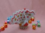 Origami paun,  Vesna Rikić