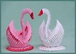 Origami dva labuda, Vesna Rikić