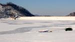Jezero Snijeznica u zimu