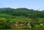 Priboj - aprilski pejzaž