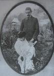 Veljko Čubrilović sa suprugom  i kćerkom