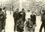 Stara slika sa svadbe u Podgori