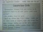 Lopare - Cirih