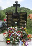 Spomenik borcima palima u otadžbiskom ratu iz Završja